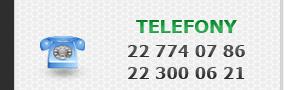 tel 22-774-07-86 tel/fax 22-300-06-21,