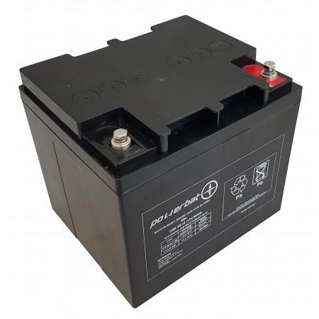 Akumulator żelowy GEL 12V 50Ah POWERBAT