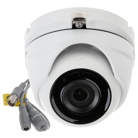 KAMERA WANDALOODPORNA AHD, HD-CVI, HD-TVI, PAL DS-2CE56H0T-ITMF(2.8MM) - 5Mpx Hikvision