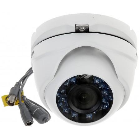 KAMERA WANDALOODPORNA AHD, HD-CVI, HD-TVI, PAL DS-2CE56D0T-IRMF(2.8MM) - 1080p Hikvision