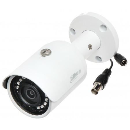 KAMERA HD-CVI HAC-HFW1400S-POC-0280B - 3.7Mpx 2.8mm DAHUA