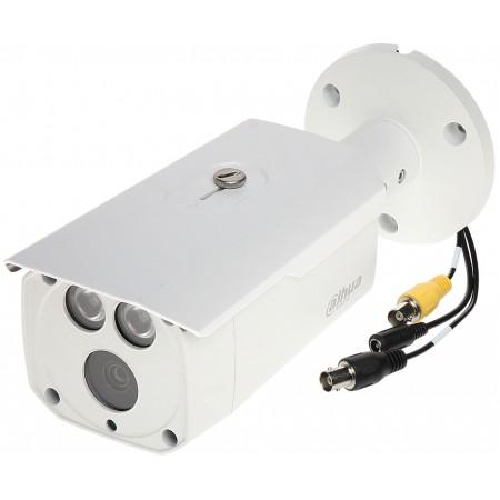 KAMERA HD-CVI, PAL HAC-HFW2401D-0600B - 3.7Mpx 6.0mm DAHUA