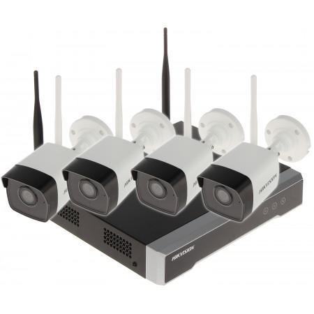 ZESTAW DO MONITORINGU NK42W0-1T(WD) Wi-Fi, 4 KANAŁY - 1080p 2.8mm Hikvision