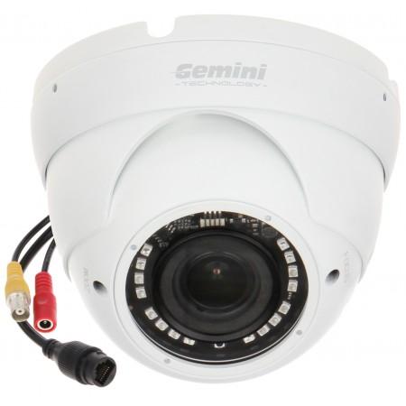 KAMERA WANDALOODPORNA IP GT-CI22V3-28VFW - 1080p 2.8... 12mm GEMINI TECHNOLOGY