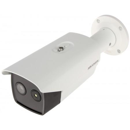 HYBRYDOWA KAMERA TERMOWIZYJNA IP DS-2TD2617-6/V1 6.2mm - 720p, 6mm - 1080p Hikvision