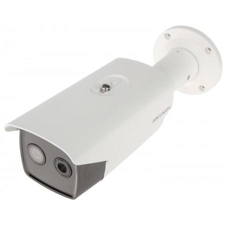 HYBRYDOWA KAMERA TERMOWIZYJNA IP DS-2TD2617-3/V1 3.1mm - 720p, 4mm - 1080p Hikvision