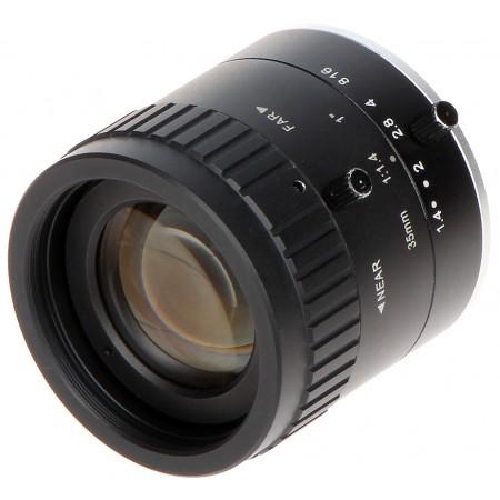 OBIEKTYW STAŁY MEGA-PIXEL PFL35-K10M 35mm DAHUA