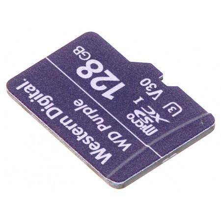 KARTA PAMIĘCI SD-MICRO-10/128-WD UHS-I, SDHC 128GB Western Digital
