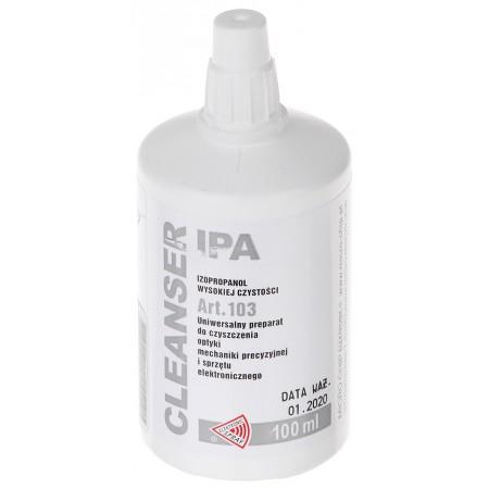 ALKOHOL IZOPROPYLOWY CLEANSER-IPA/100 BUTELKA 100ml