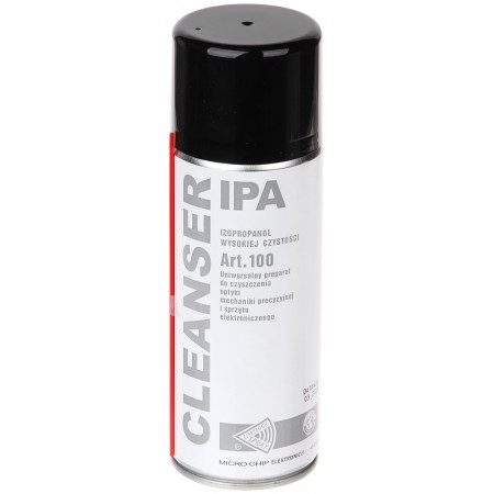 ALKOHOL IZOPROPYLOWY CLEANSER-IPA/400 SPRAY 400ml