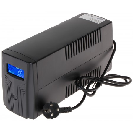 ZASILACZ UPS AT-UPS650-LCD 650VA EAST