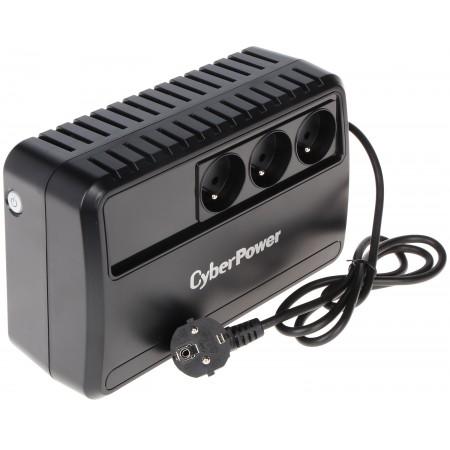 ZASILACZ UPS BU650E-FR/UPS 650VA CyberPower