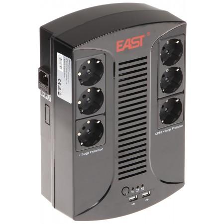 ZASILACZ UPS AT-UPS650-PLUS 650VA EAST