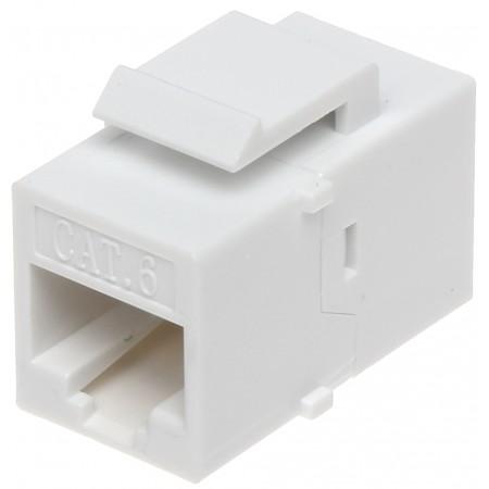 ZŁĄCZE KEYSTONE FX-RJ45-G/RJ45-G/6