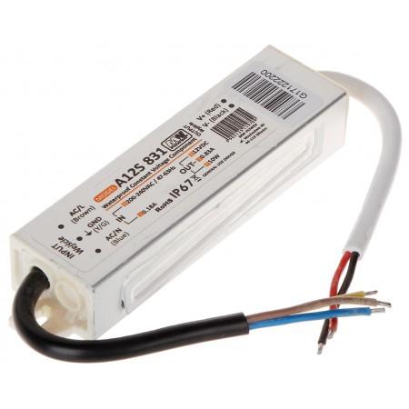 ZASILACZ IMPULSOWY 12V/0.83A/MW