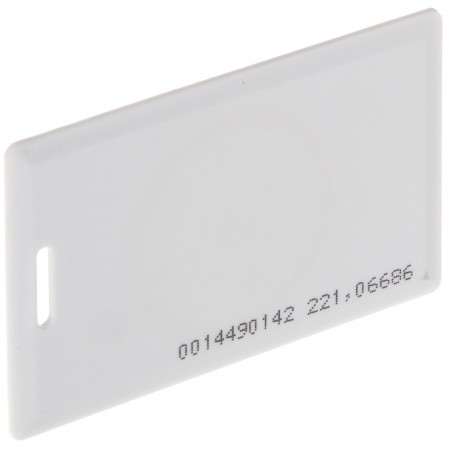 KARTA ZBLIŻENIOWA RFID ATLO-114N