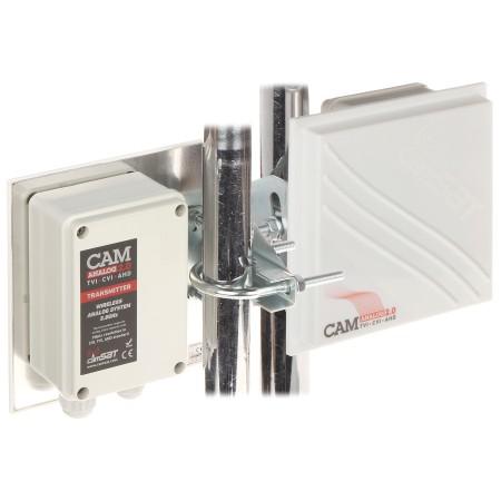 ZESTAW DO TRANSMISJI BEZPRZEWODOWEJ 5.8 GHz CAM-ANALOG-2.0 KOMPLET TXRX