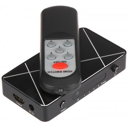 DZIELNIK OBRAZU HDMI-SW-4/1-2.0