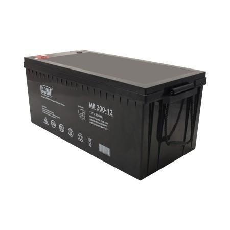 Akumulator 12V 200Ah żelowy megaBAT AGM VRLA