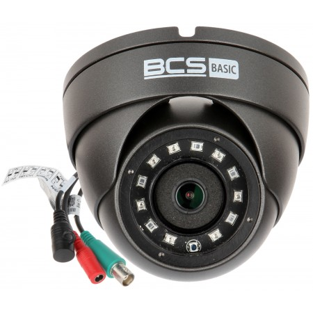 KAMERA AHD, HD-CVI, HD-TVI, PAL BCS-B-MK42800 - 3.7Mpx 2.8mm BCS BASIC