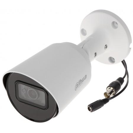 KAMERA AHD, HD-CVI, HD-TVI, PAL HAC-HFW1800T-A-0280B - 8Mpx, 4K UHD 2.8mm DAHUA