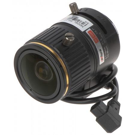 OBIEKTYW ZOOM IR MEGA-PIXEL PFL2712-E6D 2.7... 12mm DC DAHUA