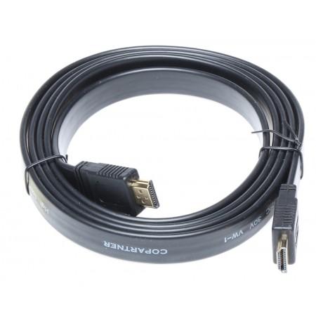 PRZEWÓD HDMI-2.0/FLEX 2.0m