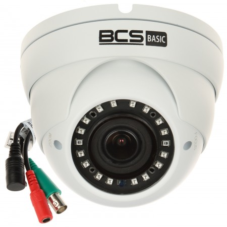 KAMERA AHD, HD-CVI, HD-TVI, PAL BCS-B-DK22812-B - 1080p 2.8... 12mm BCS BASIC