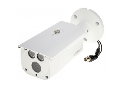 Kamery z obiektywem stałym i oświetlaczem podczerwieni (IR), do 8.3 Mpx